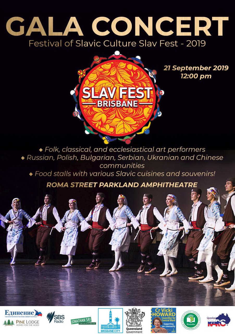 Slav Fest Brisbane